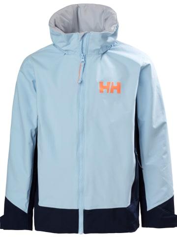"""Helly Hansen Functionele jas """"Border"""" lichtblauw"""