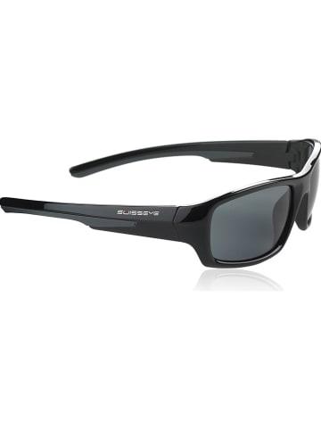 """SWISSEYE Kindersportbril """"Junior"""" zwart"""