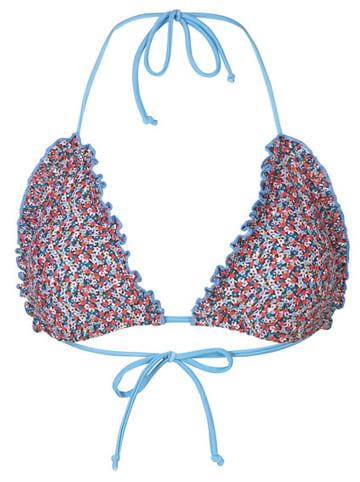 Becksöndergaard Biustonosz bikini ze wzorem