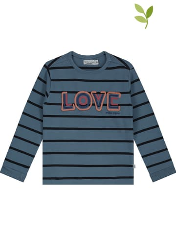 Smitten Organic Koszulka w kolorze niebieskim