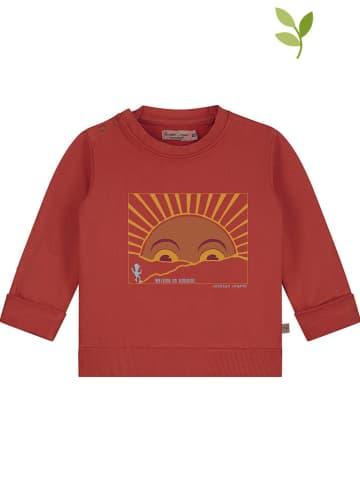 Smitten Organic Sweatshirt lichtbruin