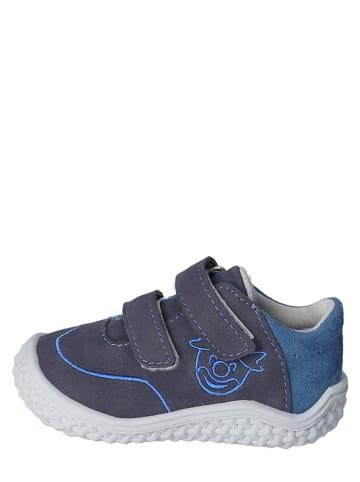 """PEPINO Leren sneakers """"Fipi"""" blauw"""