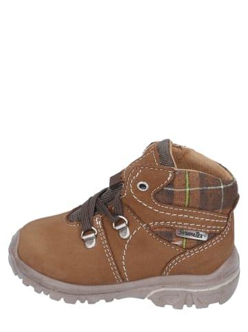 """PEPINO Boots """"Dasse"""" bruin"""