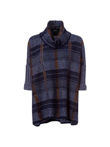 Olsen Sweter w kolorze szaro-brązowym