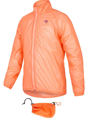 "Ziener Regenjacke ""Nirin"" in Orange"