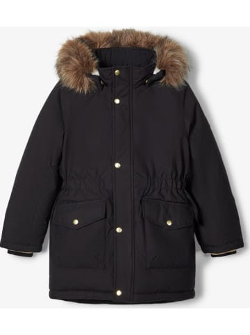 "Name it Parka ""Mibis"" zwart"