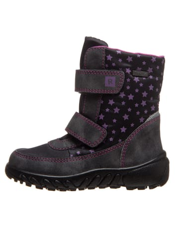 Richter Shoes Winterboots in Anthrazit