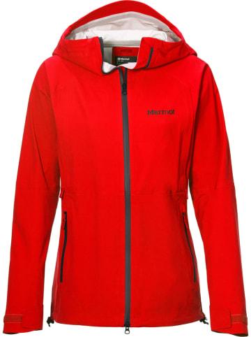 """Marmot Functionele jas """"Keele Peak"""" rood"""