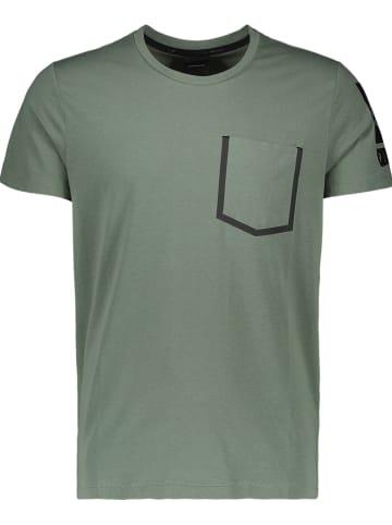 """Peak Performance Koszula """"2.0 Tech"""" w kolorze oliwkowym"""