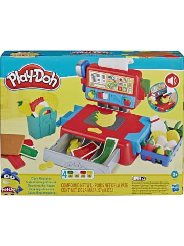 Play-doh Supermarktkasse mit Zubehör - ab 3 Jahren - 4x 56 g