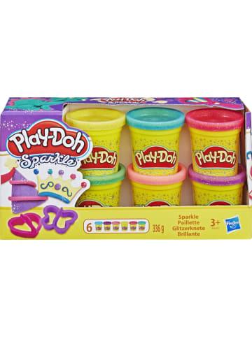 Play-doh Klei met accessoires - vanaf 3 jaar - 6x 56 g