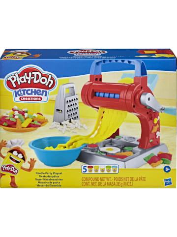 Play Doh Maszynka do makaronu z akcesoriami - 5 x 56 g - 3+