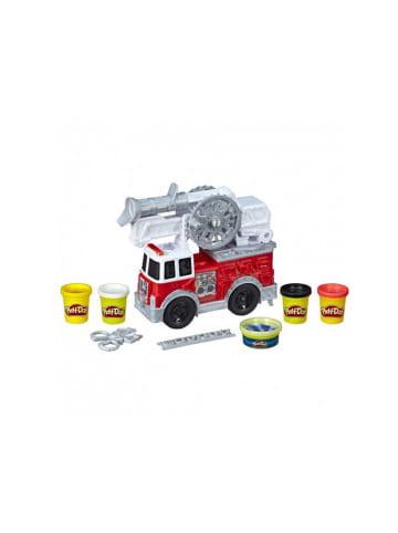 """Play-doh 8-częściowy zestaw mas plastycznych """"PlayDoh Wheels"""" - Wóz strażacki"""