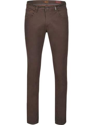 "Camel Active Jeans ""Houston"" - Regular fit - in Braun"