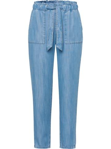 Cross Jeans Broek lichtblauw