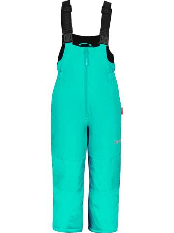 """Trollkids Ski-/snowboardbroek """"Nordkapp"""" turquoise"""