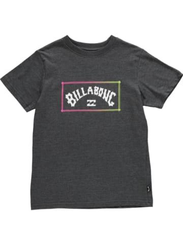 "Billabong Koszulka ""Arch"" w kolorze czarnym"