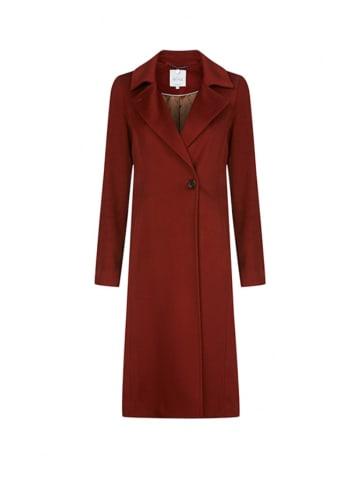 PATRIZIA ARYTON Płaszcz w kolorze ceglanym