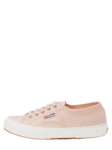"""Superga Sneakersy """"Cotu Classic"""" w kolorze jasnoróżowym"""