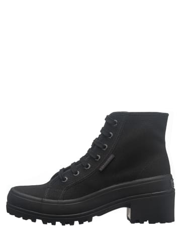 "Superga Boots ""Cotw"" zwart"
