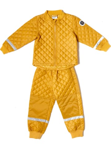 HULABALU 2tlg. Thermooutfit in Gelb