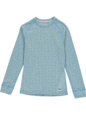 CMP Functioneel onderhemd grijs/lichtblauw