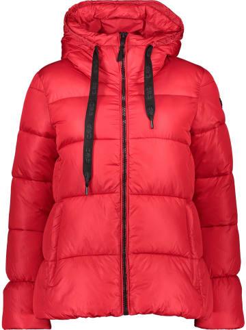 CMP Kurtka zimowa w kolorze czerwonym