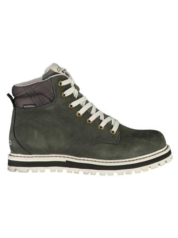"CMP Leder-Boots ""Dorado"" in Khaki"