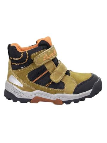 "Lurchi Boots ""Ted-Tex"" okergeel"