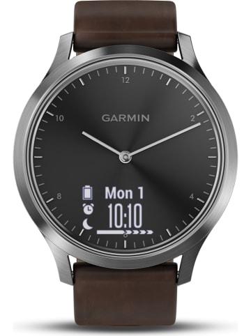"""Garmin Activity-Tracker """"vivomove HR"""" in Schwarz/ Silber"""