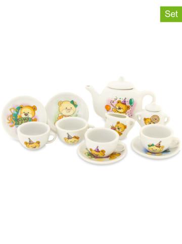 """Ulysse 13-częściowy zestaw do herbaty """"Bear"""" - 3+"""