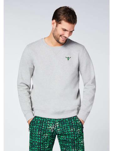 "Chiemsee Sweatshirt ""Eagle Rock"" grijs"