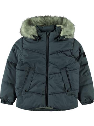 "Name it Winterjas ""Millon"" donkerblauw"