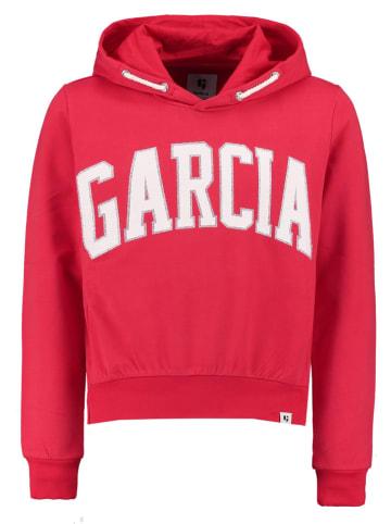 Garcia Bluza w kolorze czerwonym