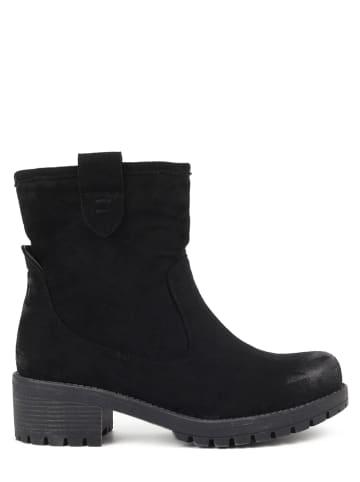 Xti Boots in Schwarz