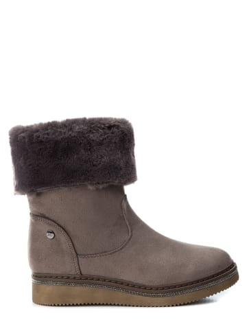 Xti Winterboots taupe