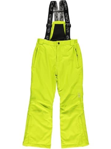 CMP Ski-/snowboardbroek geel