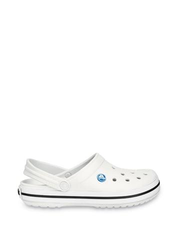 Crocs Chodaki w kolorze białym