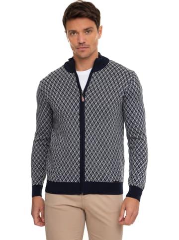 """SIR RAYMOND TAILOR Vest """"Navarra"""" donkerblauw"""
