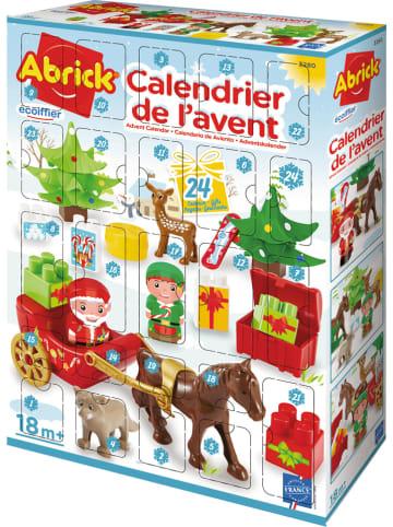 """Écoiffier Adventskalender """"Abrick"""" - vanaf 18 maanden"""