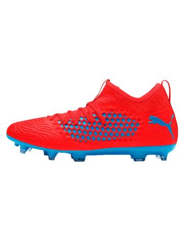"Puma Voetbalschoenen ""Future 19.3 Netfit"" rood"