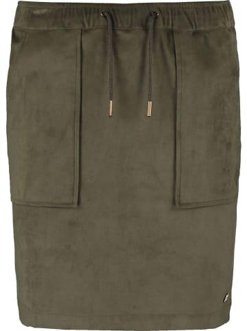 Garcia Spódnica w kolorze khaki
