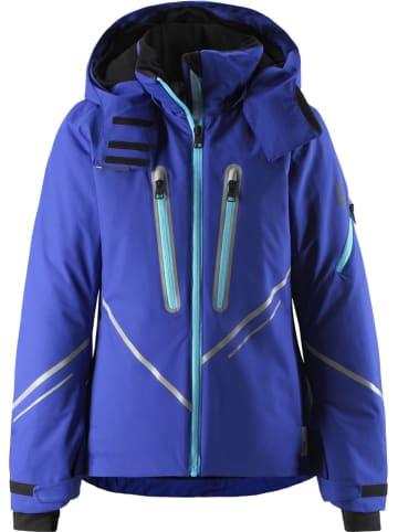 "Reima Ski-/ Snowboardjacke ""Whiff"" in Lila"