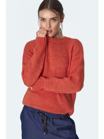 Nife Pullover in Rot