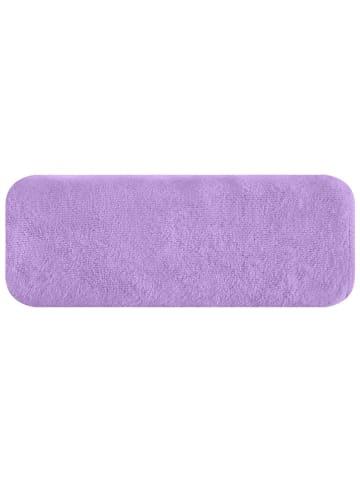 """Eurofirany Ręcznik szybkoschnący """"Amy"""" w kolorze fioletowym"""