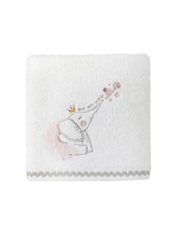 """Eurofirany Ręcznik """"Baby23"""" w kolorze białym"""