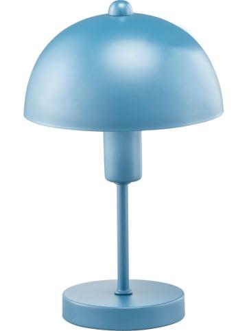"""FH Lighting Tischleuchte """"Josi"""" in Hellblau - (H)33 cm"""