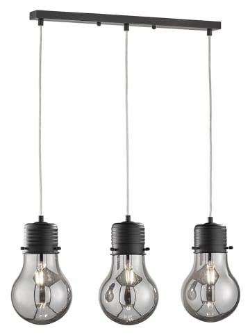 FH Lighting Hanglamp zwart - (B)61 x (D)14 cm