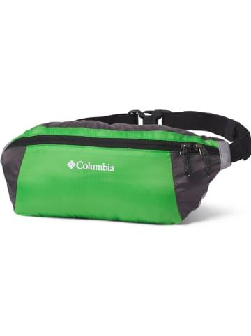 Columbia Heuptas groen/grijs - (B)34,5 x (H)15 x (D)8,4 cm