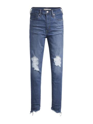 Levi´s Dżinsy - Skinny fit - w kolorze niebieskim